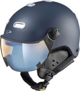 CP Snowboard helm met Vizier kopen blauw