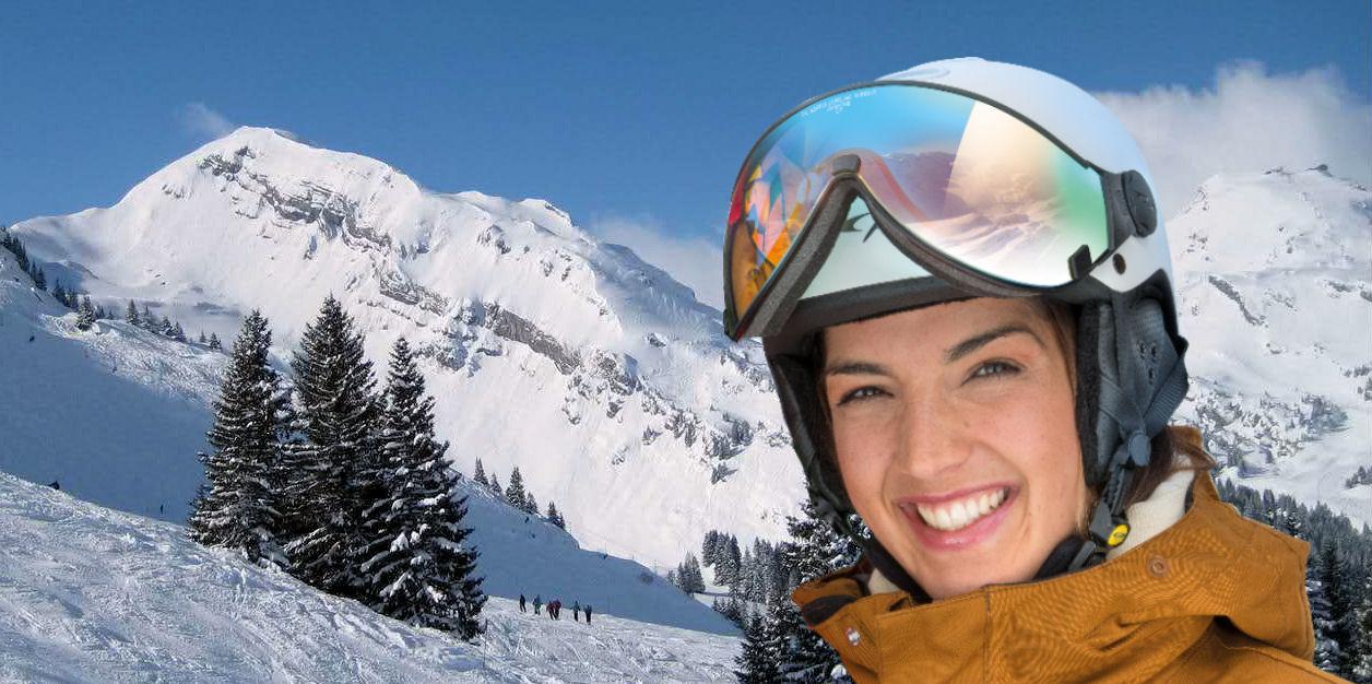 cp carachillo - snowboard helm met vizier kopen - ski- en snowboard helm