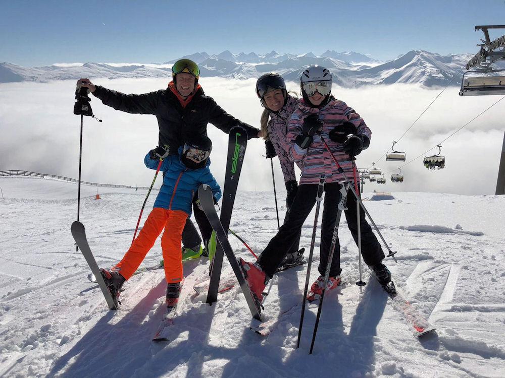 cp skihelm met vizier tom coronel - paulien zwart - kinderen